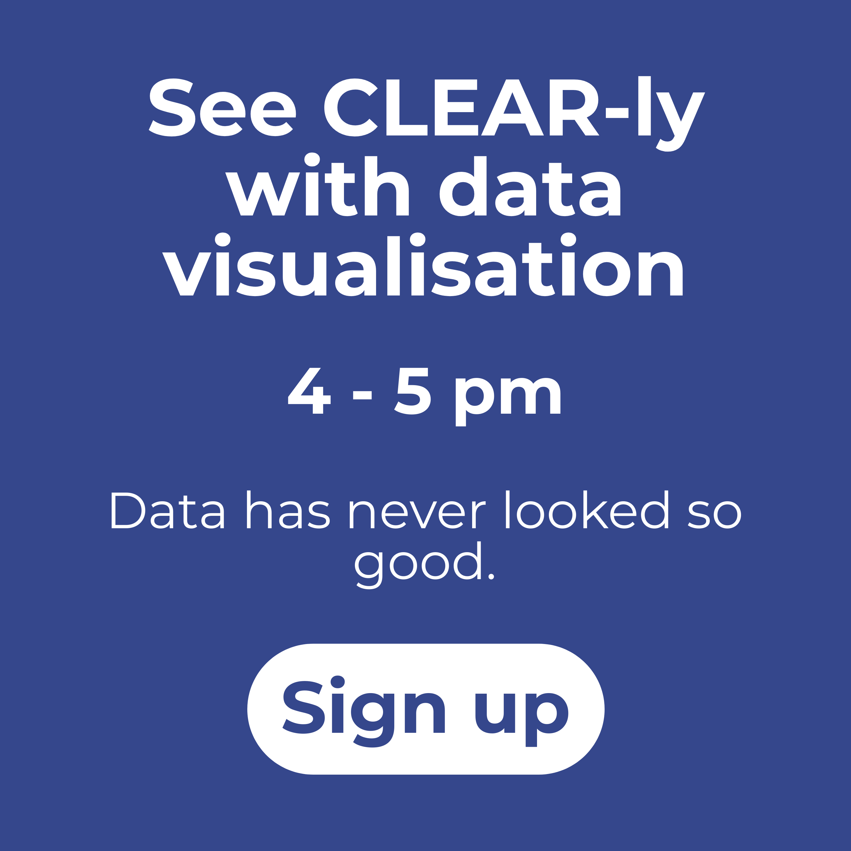 Data visualisation session